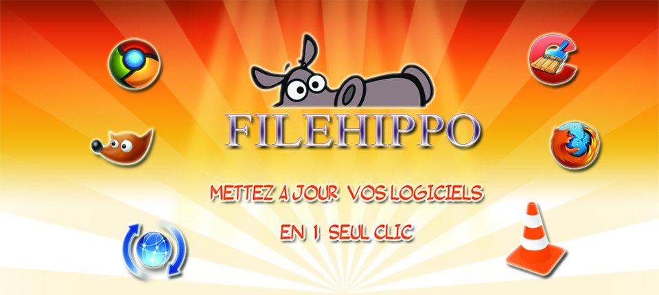 FileHippo : Mettre à jour ses logiciels en un seul clic