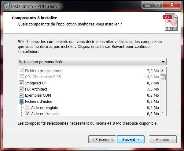 télécharger pdf creator windows