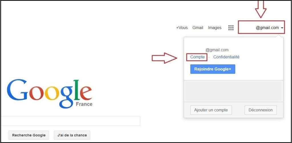 sauvegarder ses emails Gmail en 1 clic