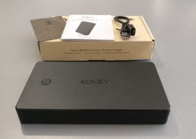 batterie aukey