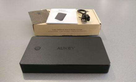 Test : Batterie Externe de chez AUKEY