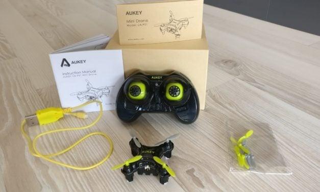 Test : Mini Drone de chez AUKEY