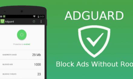 Bloquer les pub sur Android sans root