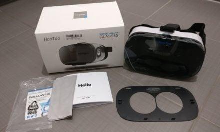 Test : Casque VR de chez HooToo