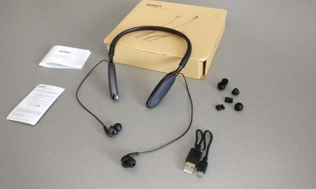 Test : Écouteur sans fil bluetooth de chez AUKEY