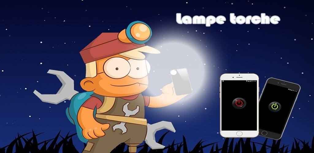 Application Android : Lampe Torche