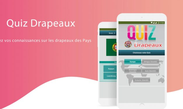 Application Android : Quiz Drapeaux