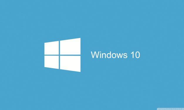 Mettre à jour Windows 7 vers Windows 10 gratuitement
