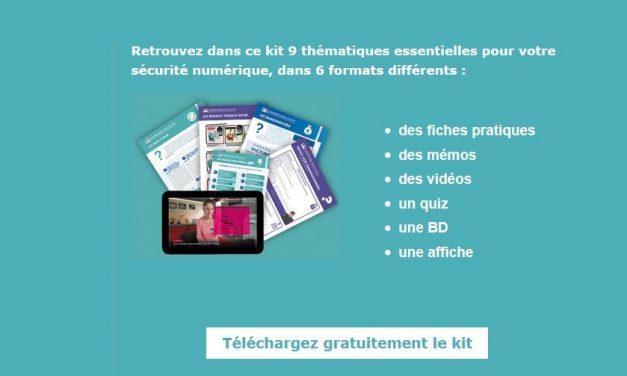 Kit de sensibilisation aux risques numériques