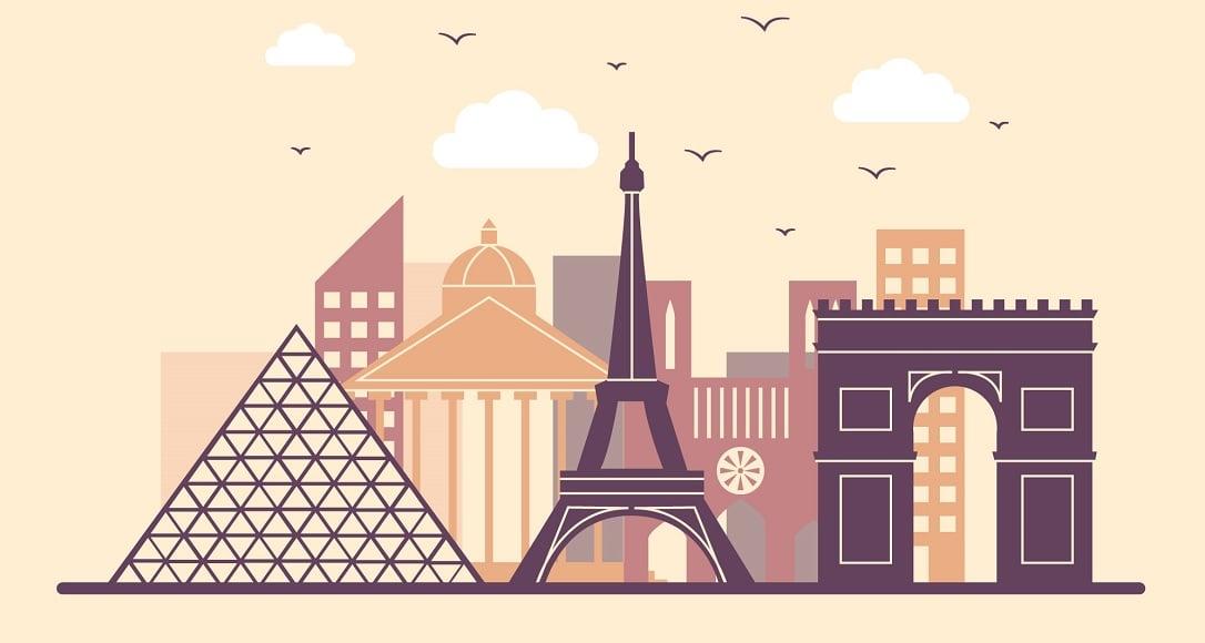 Application Android : Monuments de Paris