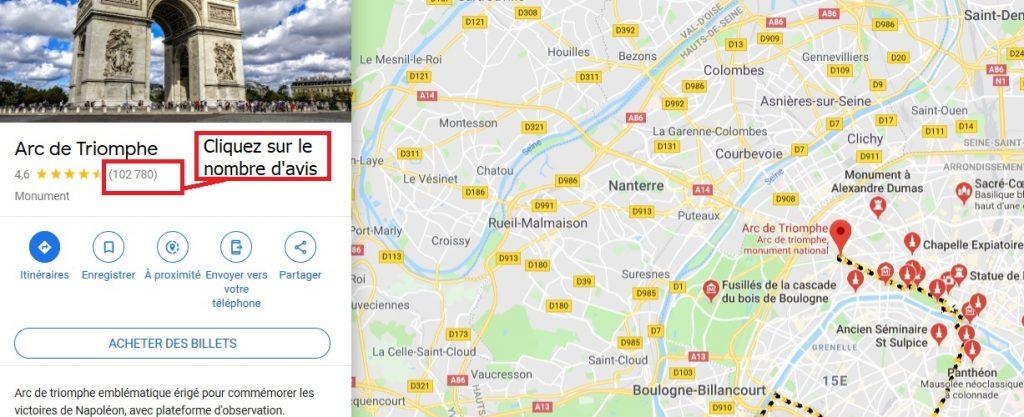 Obtenez des récompenses en étant Local Guides Google Maps