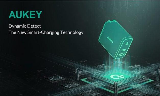 Dynamic Detect : Nouvelle technologie chez Aukey
