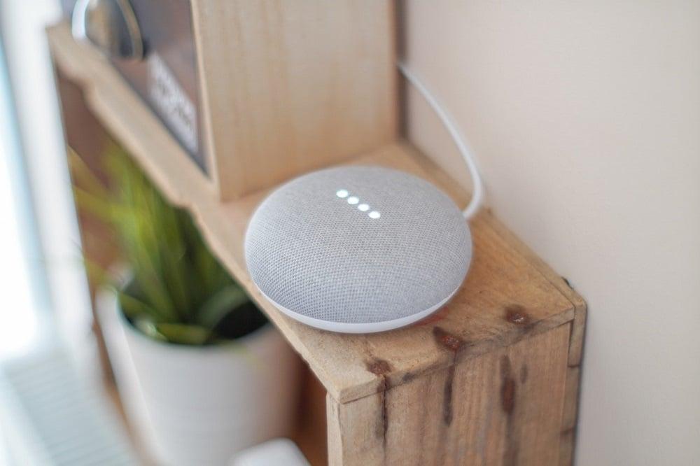 google home mini bloque mise a jour firmware