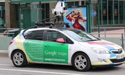 Retrouver ma voiture garée avec Google Maps