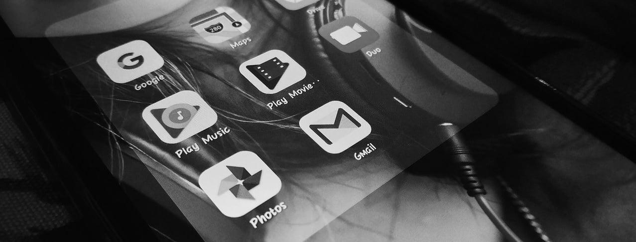 Activer le thème sombre de Gmail sur Android